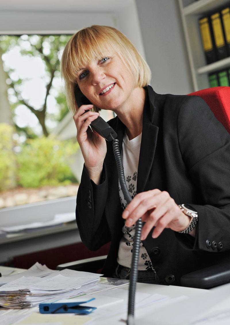 Annette Renger